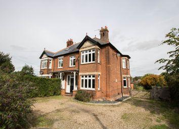 Thumbnail 4 bed semi-detached house for sale in Cambridge Road, Linton, Cambridge