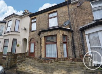 Thumbnail Terraced house for sale in St Leonards Road, Lowestoft, Suffolk