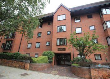 Thumbnail 1 bed flat for sale in Aspley Court, Warwick Avenue, Bedford