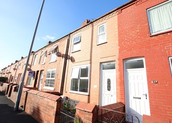 Thumbnail 3 bed terraced house to rent in Gorsey Lane, Warrington
