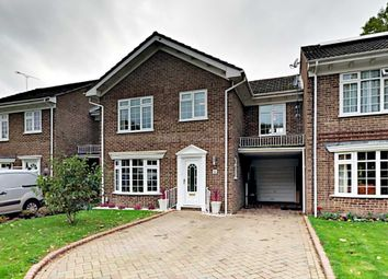 Thumbnail 4 bed link-detached house for sale in Regent Way, Frimley, Camberley