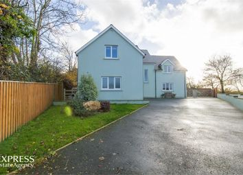 Thumbnail 4 bed detached house for sale in Golden Hill, Spittal, Haverfordwest, Pembrokeshire