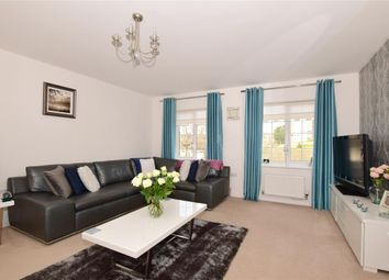Thumbnail 3 bed end terrace house for sale in Enbrook Valley, Folkestone, Kent