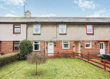 Thumbnail 3 bed terraced house for sale in Cargen Avenue, Dumfries