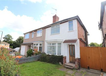 3 bed semi-detached house for sale in Burnham Road, Whitley, Coventry, West Midlands CV3