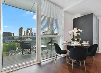 Thumbnail 1 bedroom flat for sale in Harbour Way, Docklands