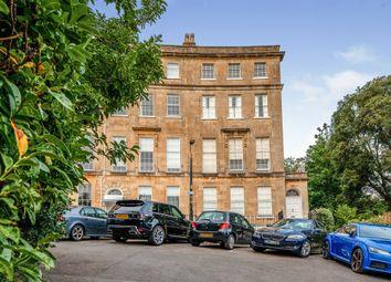 Thumbnail 2 bedroom flat for sale in Cavendish Crescent, Bath
