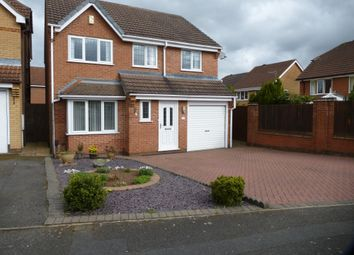 Thumbnail 4 bedroom property to rent in Greenford Close, Nuthall, Nottingham