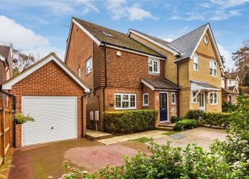 Thumbnail 4 bed terraced house for sale in Windrushes, Caterham, Surrey