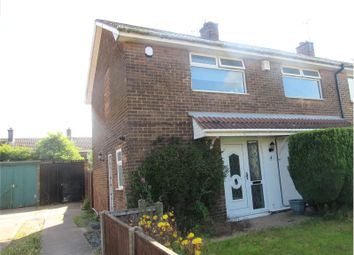 Thumbnail 3 bed semi-detached house for sale in Greenway, Forest Town, Nottinghamshire