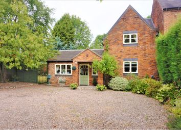 Thumbnail 3 bed cottage for sale in Watery Lane Curborough, Lichfield