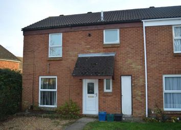 Thumbnail 3 bed end terrace house for sale in Willow Brook Square, Ecton Brook, Northampton