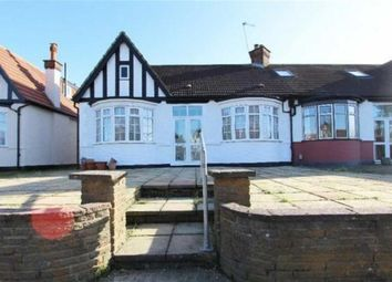 Thumbnail 2 bed bungalow for sale in Crossway, Enfield