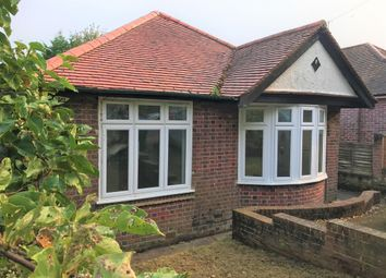Thumbnail 3 bedroom detached bungalow to rent in Copsewood Road, Southampton