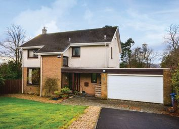 Thumbnail 4 bed detached house for sale in Torr Crescent, Rhu, Argyll & Bute
