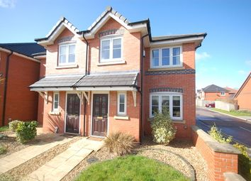 Thumbnail 3 bedroom semi-detached house for sale in Common Edge Road, Blackpool