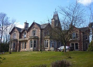 Thumbnail 3 bed flat to rent in Albert Street, Alyth, Blairgowrie