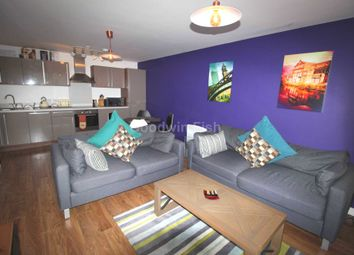 Thumbnail 2 bed flat to rent in Sillavan Way, Salford