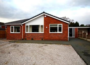 Thumbnail 3 bed bungalow for sale in Balmoral Drive, Homes Chapel, Crewe, Cheshire