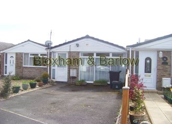 Thumbnail 1 bed bungalow to rent in Kestrel Drive, Weston-Super-Mare