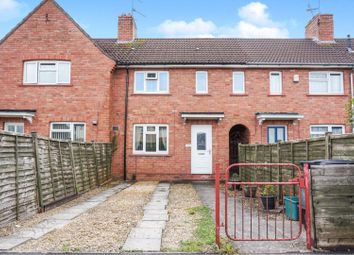 Thumbnail 3 bedroom terraced house for sale in Throgmorton Road, Knowle