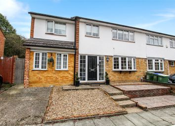 Thumbnail 4 bed semi-detached house for sale in Gattons Way, Sidcup, Kent