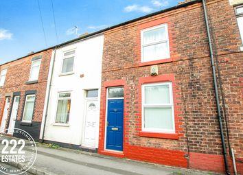 Thumbnail 2 bedroom terraced house for sale in Hale Street, Warrington