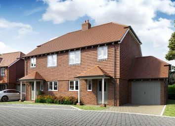 Thumbnail 3 bed semi-detached house for sale in Norlington Lane, Ringmer, Lewes