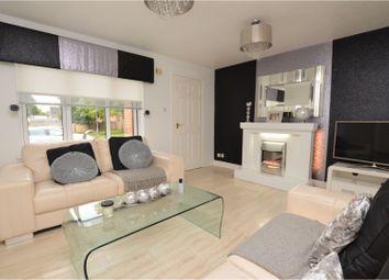 Thumbnail 2 bed flat for sale in Culrain Gardens, Glasgow