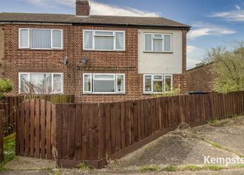 Thumbnail 2 bed maisonette for sale in Elm Road, Aveley, South Ockendon