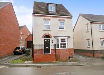 Thumbnail 4 bed detached house for sale in Pritchard Drive, Kegworth