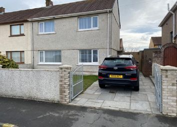 Thumbnail 3 bed semi-detached house for sale in Purcell Avenue, Port Talbot, Neath Port Talbot.