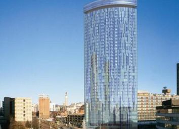 Thumbnail 2 bed flat to rent in Beetham Tower, Birmingham