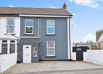 3 bed semi-detached house for sale in Railway Terrace, Carharrack, Redruth TR16