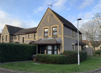 Thumbnail 1 bed end terrace house for sale in Rowe Court, Grovelands Road, Reading, Berkshire