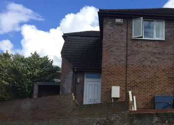 Thumbnail 1 bed flat to rent in Heddington Drive, Blandford Forum