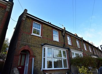 Thumbnail 1 bed flat to rent in Inwood Crescent, Brighton