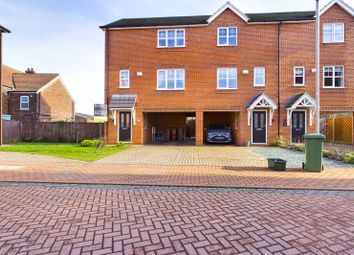 Thumbnail 3 bed end terrace house for sale in Mill View, Barton-Upon-Humber, North Lincolnshire