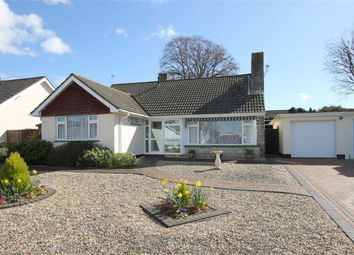 Thumbnail 3 bed detached bungalow for sale in Felton Crescent, Highcliffe, Christchurch, Dorset