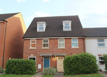 Thumbnail 3 bed semi-detached house for sale in Perry Road, Long Ashton, Bristol