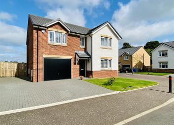 Thumbnail 4 bed detached house for sale in Rees Way, Strathaven