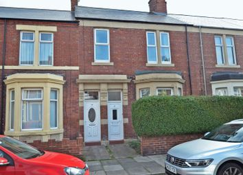 Thumbnail 3 bed flat for sale in Cleveland Avenue, North Shields