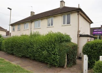 Thumbnail 3 bed semi-detached house for sale in Biddle Road, Leicester