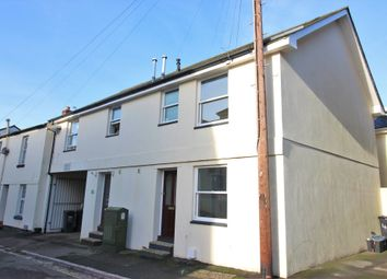 Thumbnail 3 bed end terrace house for sale in Rowley Road, St. Marychurch, Torquay