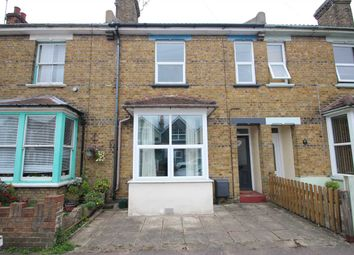 Thumbnail 2 bed terraced house for sale in Castle Road, Clacton-On-Sea