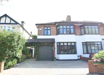 4 bed semi-detached house for sale in Hall Park Road, Upminster RM14