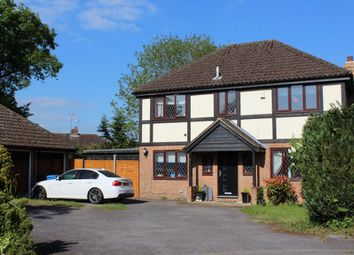 Thumbnail 5 bed detached house for sale in Alverstoke Gardens, Aldershot