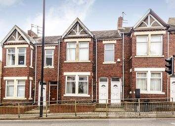 Thumbnail 3 bedroom flat for sale in Station Road, Gosforth, Newcastle Upon Tyne