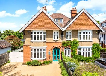 Thumbnail 5 bed semi-detached house for sale in Birling Road, Tunbridge Wells, Kent