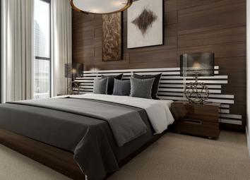 Thumbnail 2 bed flat for sale in Manhattan Plaza, 10 Preston's Road, Poplar, London